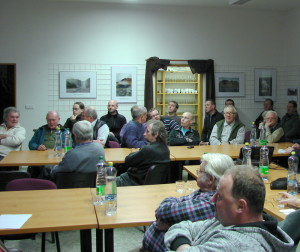 Miroslav Sedláček přednášel V Českém Těšíně