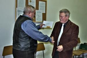 Náš předseda, př. Eduard Galuszka oslavil 75. narozeniny