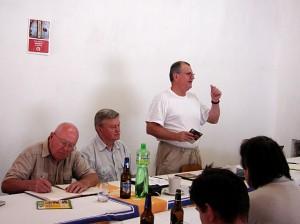 Členská schůze ZO ČSV Těrlicko