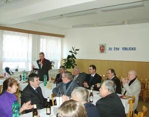 Výroční členská schůze 2011