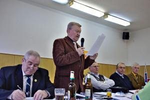 Výroční schůze ZO ČSV Těrlicko – 2014