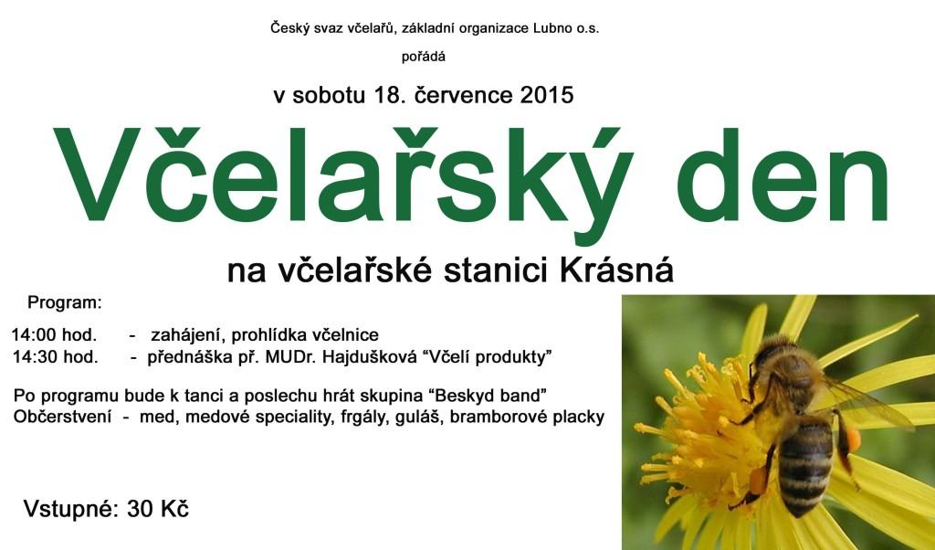 leták včelyfinal 2015 cervenec