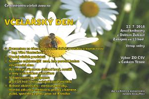 Pozvánka na Včelařský den