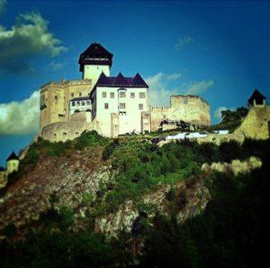 Podzimní putování Slovenskem