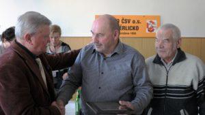 Výroční schůze ZO ČSV Těrlicko