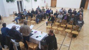 Členská schůze listopad 2017