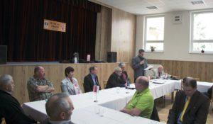 Výroční schůze těrlických včelařů 2018