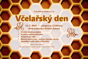 Pozvání na Včelařský den